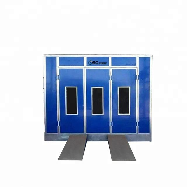 Industrial car Spray Booth/paint oven for sale