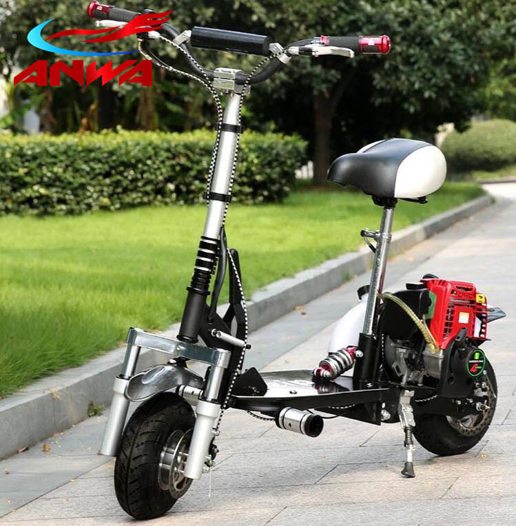 2108 high quality 2-Speed 49cc cheap gas scooter for sale with CE/Rosh/EPA Certificate