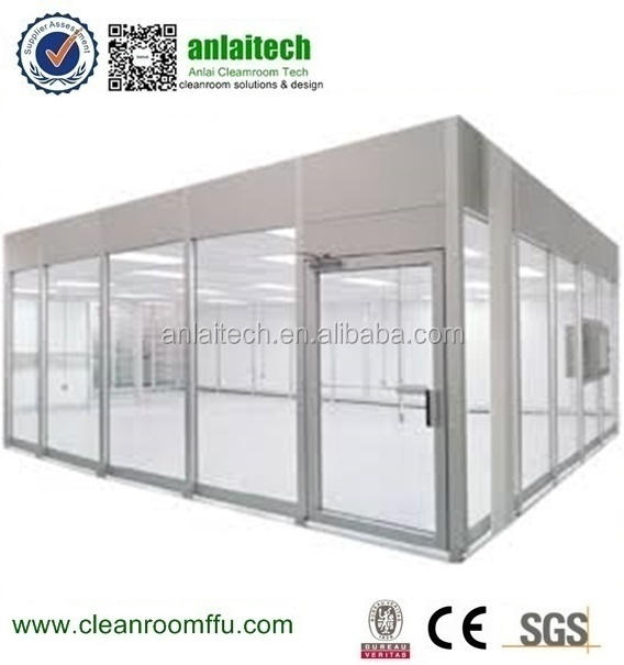 Vertical laminar flow air cleaning equipments