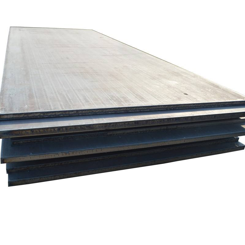 A36 SS400 S235JR A283C MS Steel Plate Thickness Steel Processing
