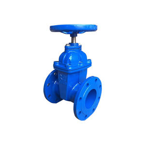 Ductile Iron Industrial 4 Inch 6 Inch Water Large Diameter Gate Valve Cheap