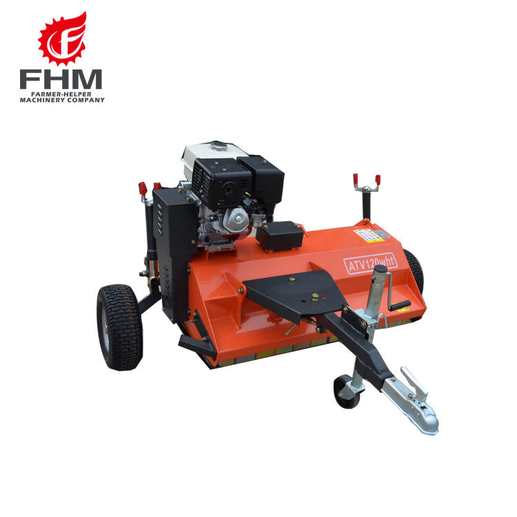 FHM ATV flail mower AT120OT atv attachments for sale