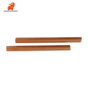 High Density Insulation Material Bakelite Tubes phenolic laminate paper tube for electric equipment
