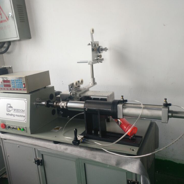 TT-CM01DL Automatic high torsion thick wire coil winding machine for auto solenoid switch, solenoid valve