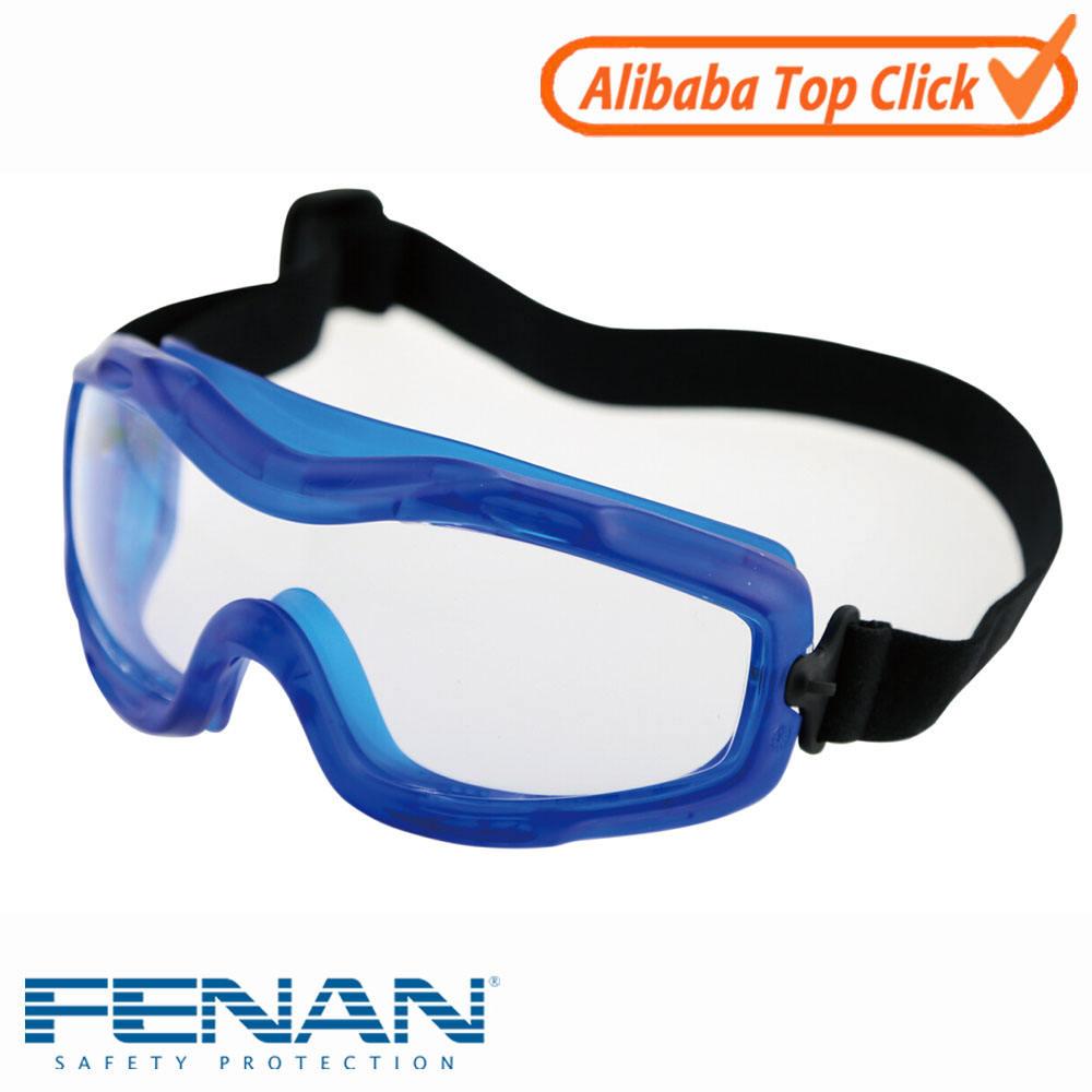 Ansi z87.1 anti polvo químico protectores goggle seguridad, Laboratorio de química de seguridad lentes de natacion
