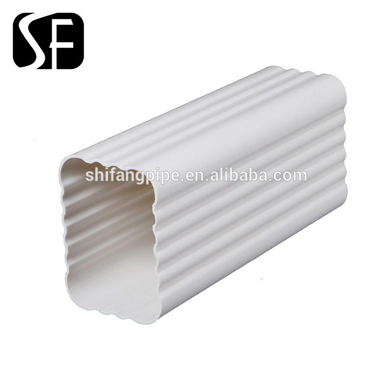 Size: 3x4x3 Color: White Model: abpDSadptr White, 3x4x3 Outdoor Universal Downspout to Drain Pipe Tile Adapter Garden Store Repair /& Hardware