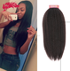 ALI Queen Wholesale 10A Best Quality Beauty Virgin Yaki Straight Indian Hair Weft For Vendors