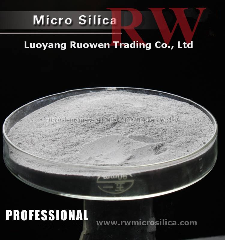 96% xi măng silica fume được cung cấp bởi Trung Quốc nhà cung cấp trung thực