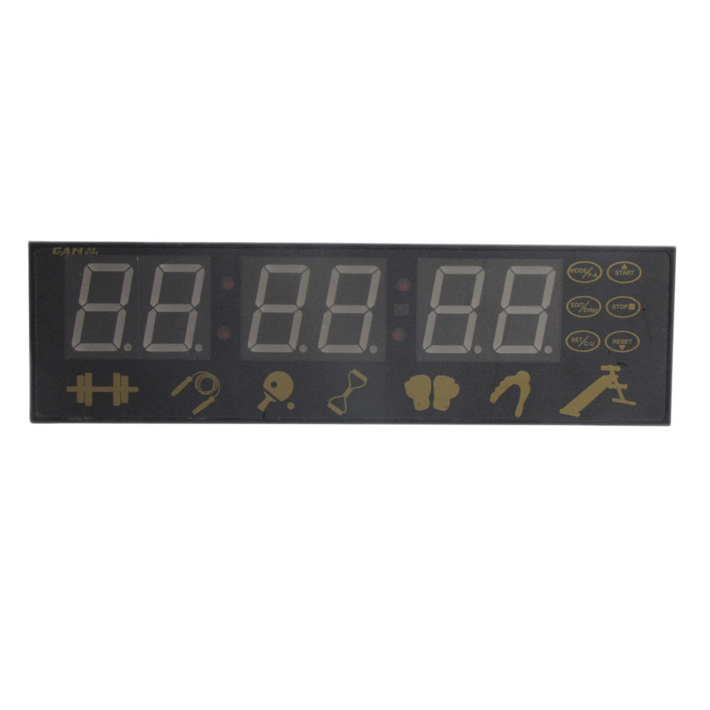 Beste prijs custom 7 digit crossfit gym digitale training timer