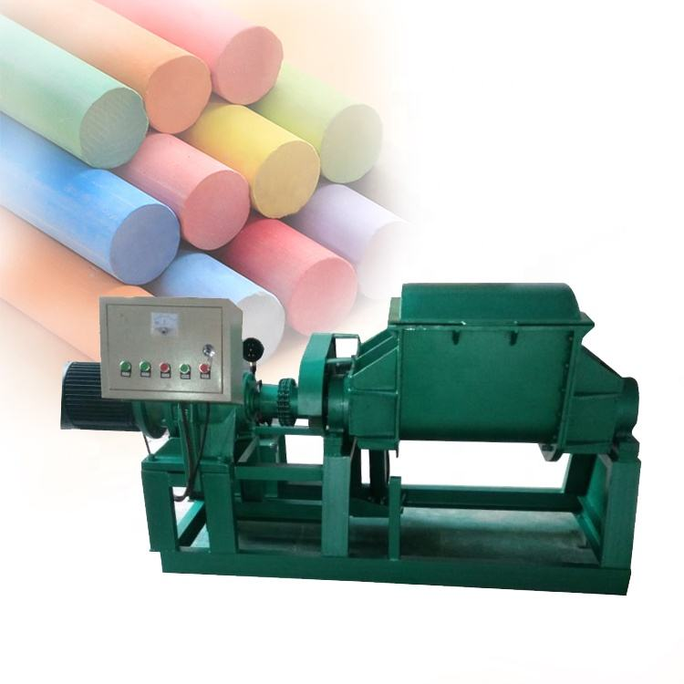 Shuliy March Expo chalk making machine china chalk extruder machine for chalk