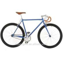 new style factory 45mm alloy rim colorful road bike/bicycle fixed/fixie gear bike , single gear speed fixie bike