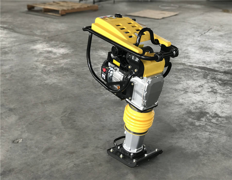 Gasoline tamping compact rammer R80