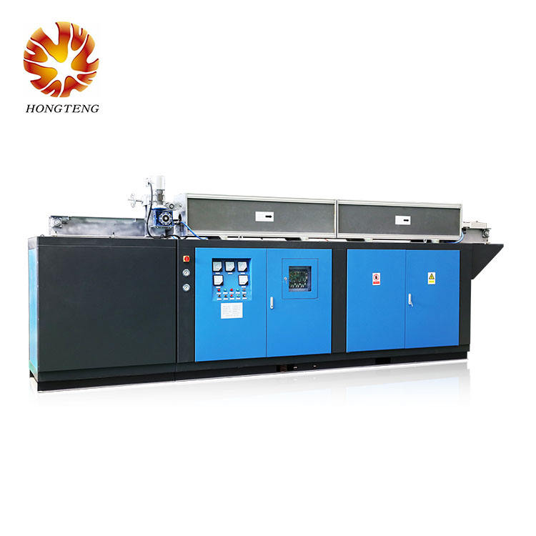 Electric induction heating furnace for forging parts temperature 1250