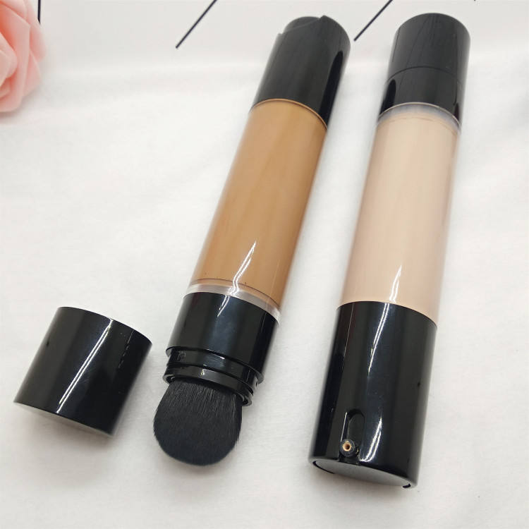 private label foundation stick with brush