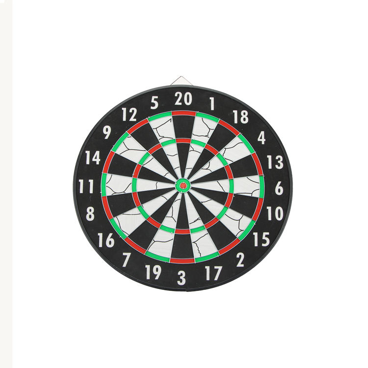 Hot selling indoor games sporting flocked dartboard,flocked paper dartboard,flocked dartboard
