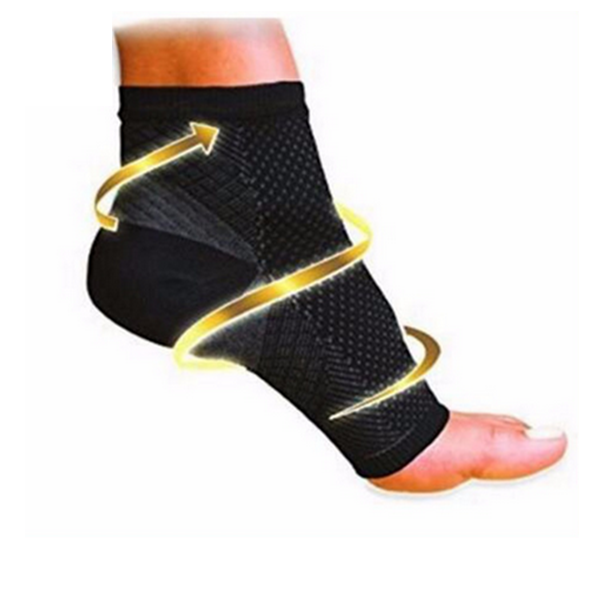 Wholesale price medical Foot Sleeves Best Plantar Fasciitis compression socks