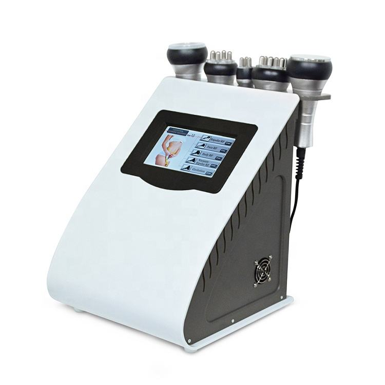 Professional Home Use Liposlim 40khz Ultrasonic Fat RF Lipo Cavitation System Portable Body Slimming Beauty Machine Equipment