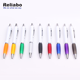 Reliabo Good Stationery Quality Guarantee Cheap Custom Plastic Promotional Pen