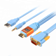 Polybag to Av Hdmi Rca Cable Fashionable Vga to Av Converter Cable Hdmi a Rca Usb Charge Cable CATV Hdmi to Vga Cable