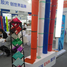 color eva laminate glass film contact the sun no fading strong adhesive