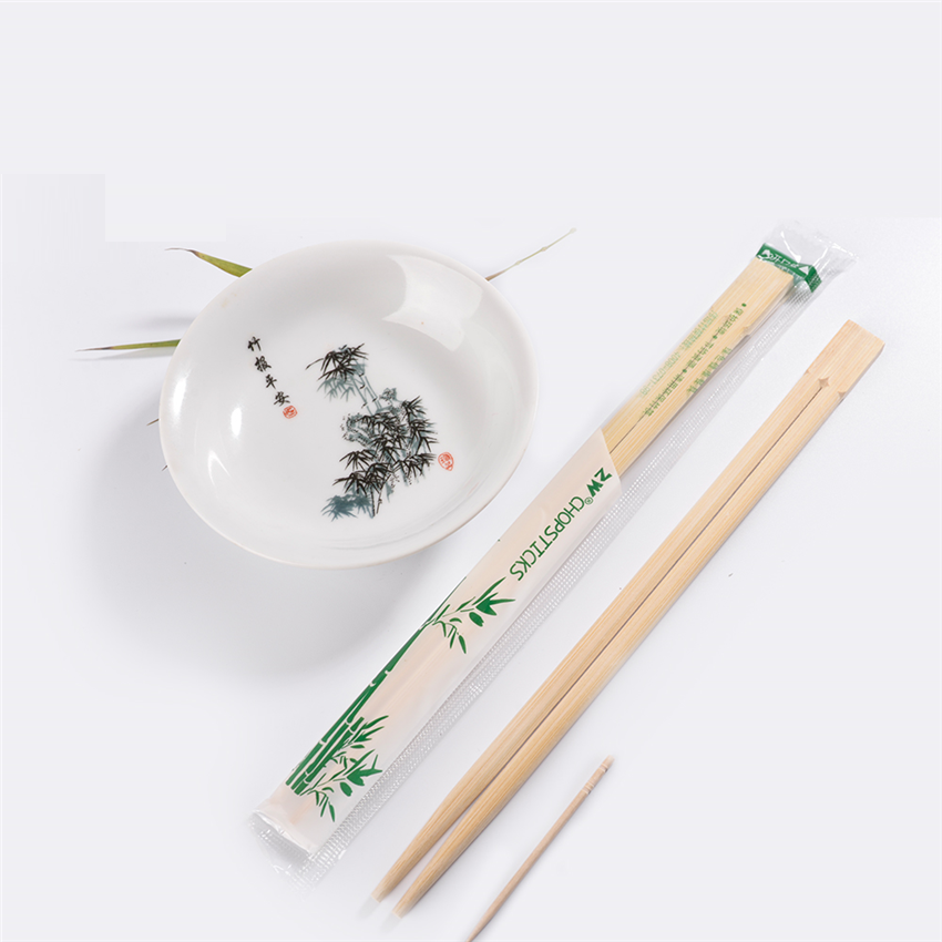 Disposable Hashi Bulk Bamboo Chopstick Popular in European Market