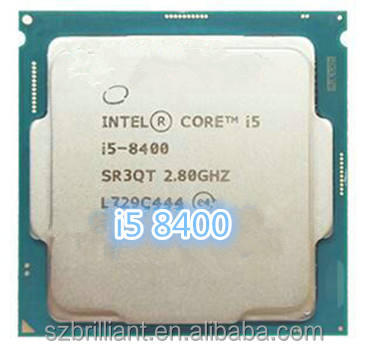 Intel i5-8400 i5 8400 2.8GHz LGA 1151 6-core Desktop CPU Processor scrattered pieces
