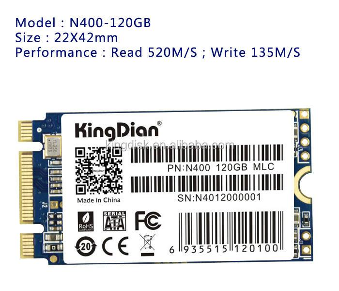 Kingdian thương hiệu m. <span class=keywords><strong>2</strong></span> ngff <span class=keywords><strong>SSD</strong></span> ổ cứng 120GB <span class=keywords><strong>SATA</strong></span> 3