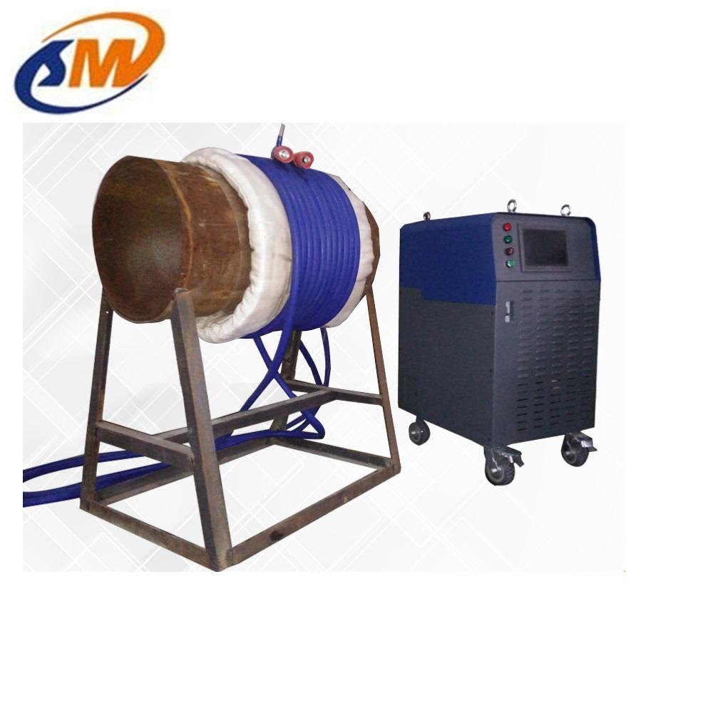 induction heater for welding fabrication and construction