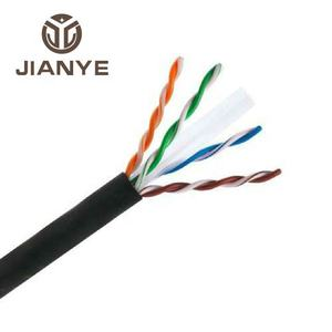 Best quality manufacturer 도매 동 Pure 24AWG 세탁한 상태라 4 쌍 UTP/SFTP Patch Cord Cat5e/Cat6 네트워크 lan 케이블