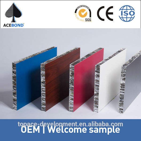 Peso ligero acústica forro, aluminio panel <span class=keywords><strong>de</strong></span> nido <span class=keywords><strong>de</strong></span> abeja, aluminio panel <span class=keywords><strong>sándwich</strong></span>