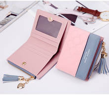 new ideas 2018 ladies wallet women beautiful purse Women Purse leather Wallet Long women wallet clutch for Fashion Girls