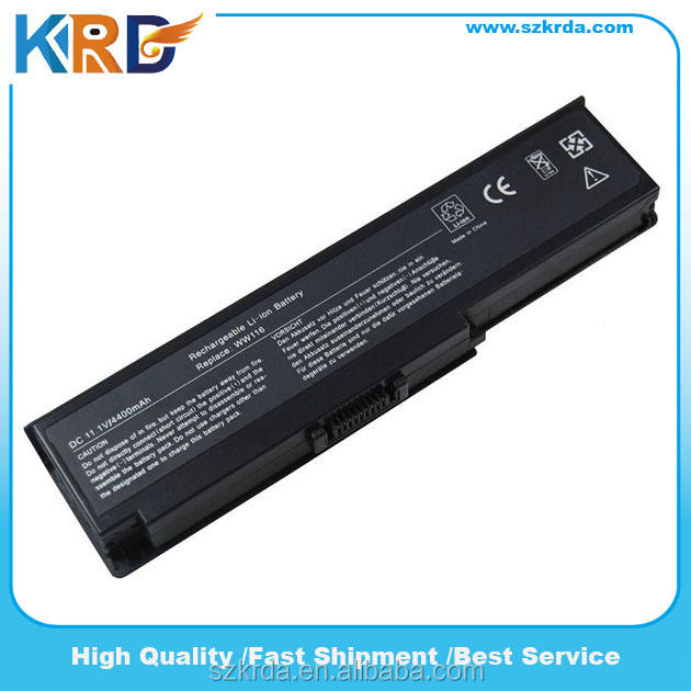 Laptop Battery for Dell Inspiron 1420 1400 WW116 FT080 Battery