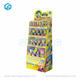 Design and Printing POS Corrugated Retail Cardboard Floor Displays Unit for Hanging Toy