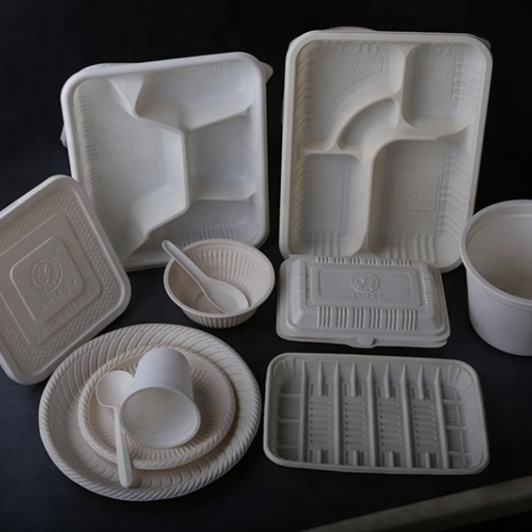 Plastic Disposable PET Cup Making Machine Thermoformer for container tray plate cover making machine