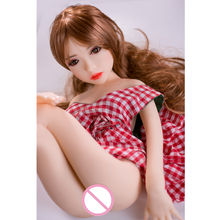 88cm Cheap Japanese Silicone Sex Doll Big Breasts 18 Years Girl Doll for Men Adult