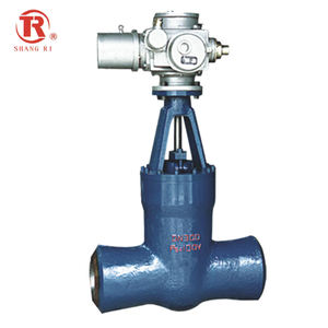 Electric Cr-Mo Steel Welded Gate Valve