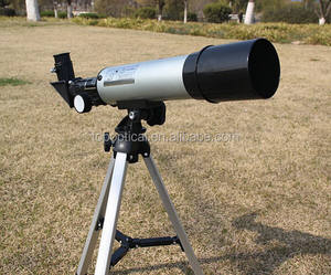 Wholesale foldable beginner's astronomical telescope with tripod