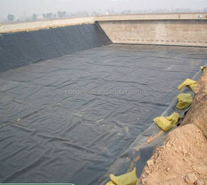 HDPE/HIPS/LDPE geocell/geomembrane extrusionslinie