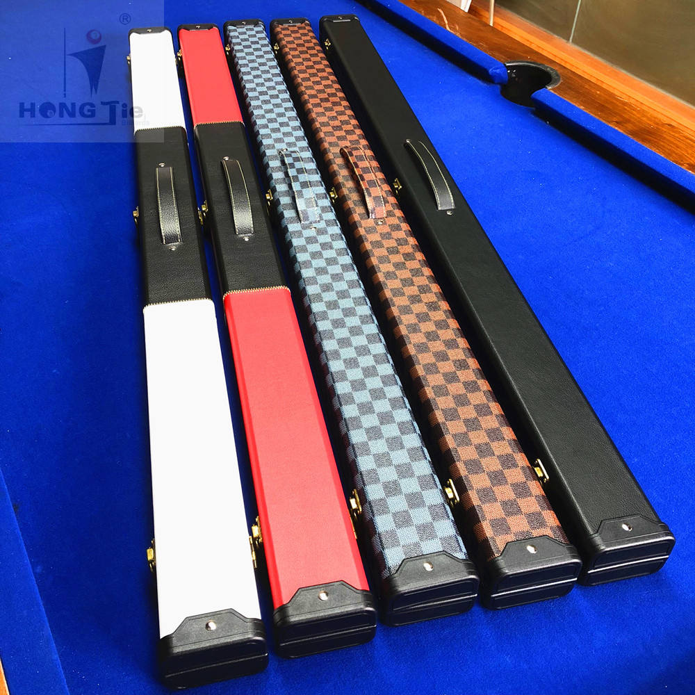 New Style Billiard Snooker Pool Cue Box 3/4 Cue Case