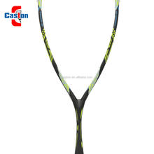 Quality hot sale sqush racket carbon aluminum blue racquet with racket bag raquete de squash model
