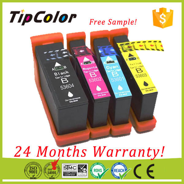China Factory Price Compatible Primera 53601 53602 53603 53604 For Primera Bravo 4100 Ink Cartridge