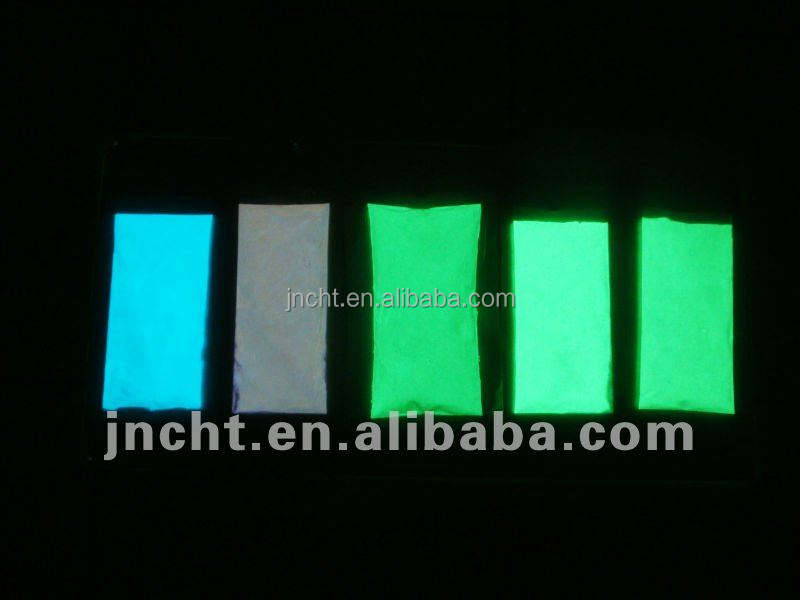 luminous powder/glow in the dark pigment