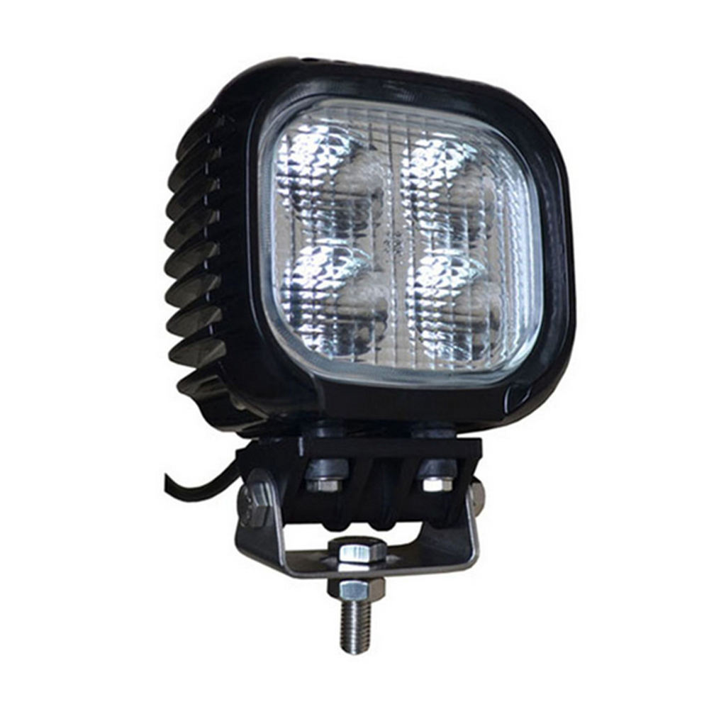 Square shape 40w rectangular led work lights IP67 waterproof led car work lamp, off-road lights, maintenance LED WORK LAMP