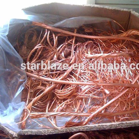 Copper Wire Scrap wasted from china Lc accept