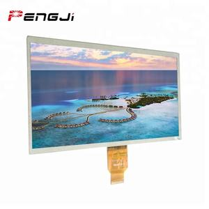 10.1 Inch AMOLED Tablet PC LCD Display Panel (PJT101D01H50-170P50N) 1024*600 Piksel