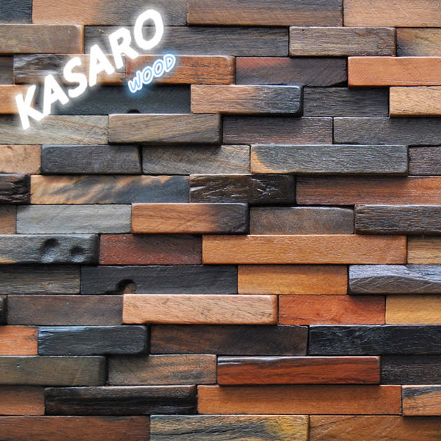 hot sale wood mosaic tile for interior wall decoration ancient wood furniture wallpap wood effect panel