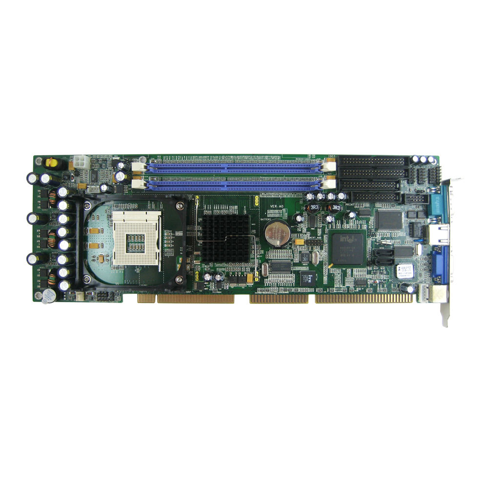 IMI865GV-SFC PICMG 1.0 Full size CPU board pci to isa card