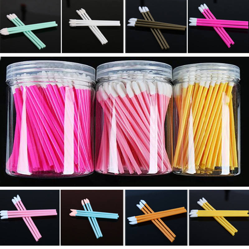 lip gloss wands pack in tube or jar