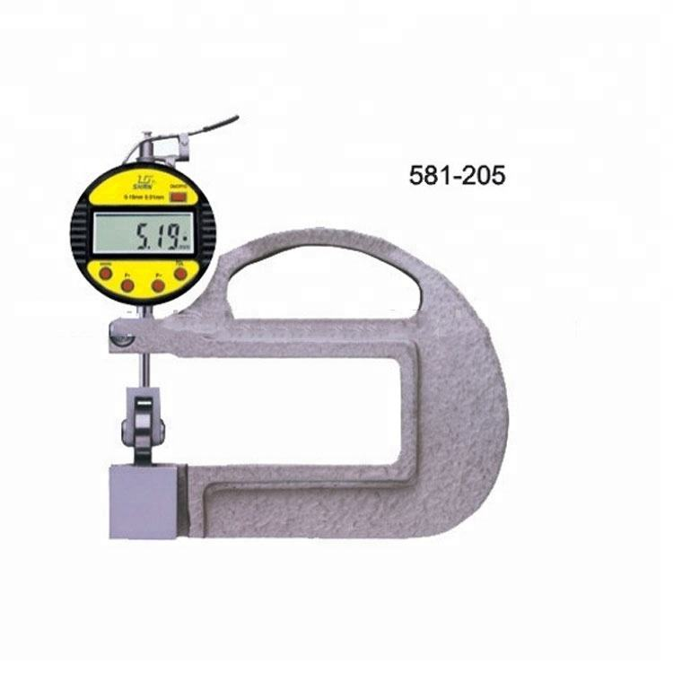 Hot sell digital tool jewel thickness gauges