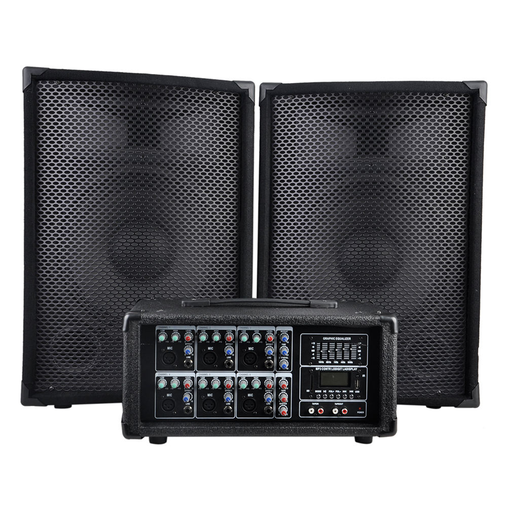 Sound System Profesional Audio Pro Akurat PPS612L